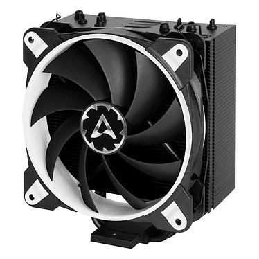 Arctic Freezer 33 eSports ONE - Blanc Ventilateur processeur (pour socket Intel 1150/1151/1155/1156/2011-v3/2066 et AMD AM4)
