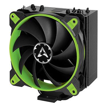 Arctic Freezer 33 eSports ONE - Vert Ventilateur processeur (pour socket Intel 1150/1151/1155/1156/2011-v3/2066 et AMD AM4)