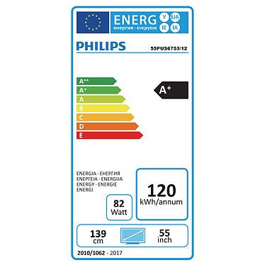 Acheter Philips 55PUS6753