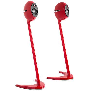 Edifier Luna Speaker Stand Rouge Lot de 2 pieds pour enceintes e25 Luna / e25 HD Luna