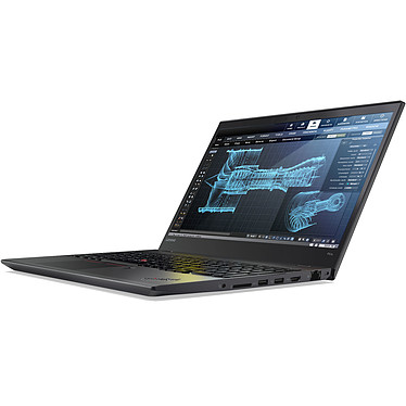 "Lenovo ThinkPad P51s (20HB0020FR) Intel Core i5-7300U 8 Go SSD 256 Go 15.6"" LED Full HD NVIDIA Quadro M520 2 Go Wi-Fi AC/Bluetooth Webcam Windows 10 Professionnel 64 bits"