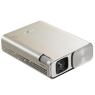 ASUS ZenBeam Go E1Z Vidéoprojecteur de poche LED DLP WVGA - 150 lumens - Focale courte - Batterie rechargeable 6400 mAh - Micro USB / USB de charge (garantie constructeur 2 ans)