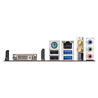 ASRock H310M-ITX/AC pas cher