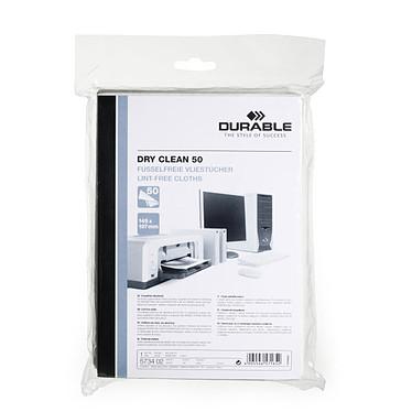 Durable Dry Clean Chiffons absorbants pour tablette et smartphone - par 50