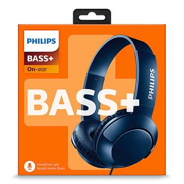 Philips SHL3075 Bleu pas cher