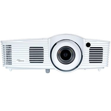 Optoma W416 Vidéoprojecteur DLP WXGA Full 3D - 4500 Lumens - Lens Shift vertical - Zoom 1.6x - HDMI/MHL/VGA/Ethernet - Haut-parleur 10 Watts