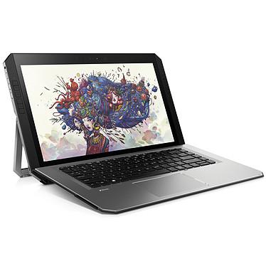 "HP ZBook x2 G4 (2ZC14ET) Intel Core i7-8550U 8 Go SSD 256 Go 14"" LED Ultra HD NVIDIA Quadro M620 2 Go Wi-Fi AC/Bluetooth Webcam Windows 10 Professionnel 64 bits"