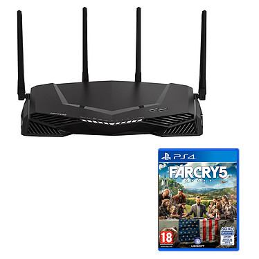 Netgear Nighthawk Pro Gaming XR500 + Far Cry 5 (PS4)