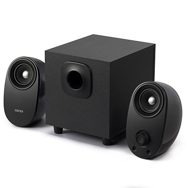 Edifier M1390BT Kit d'enceintes 2.1 - 34W RMS - Bluetooth