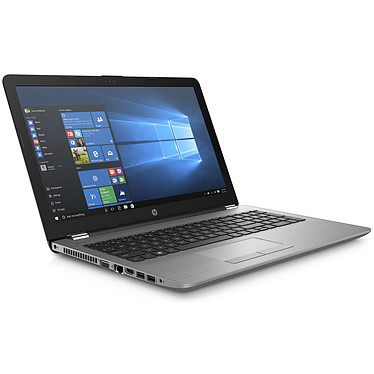 "HP 250 G6 (2LC16EA) Intel Core i5-7200U 8 Go SSD 256 Go 15.6"" LED HD Graveur DVD Wi-Fi AC/Bluetooth Webcam Windows 10 Famille 64 bits"
