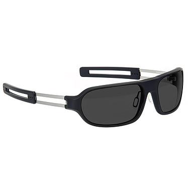 GUNNAR Trooper (Onyx / Solar) Lunettes de confort oculaire avec verres solaires