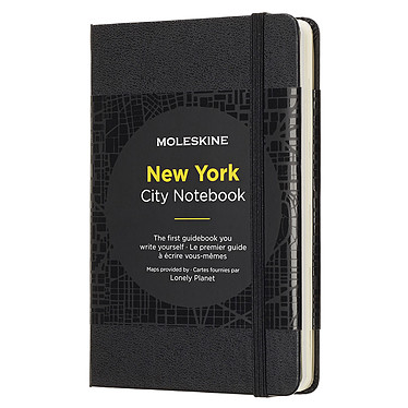 Moleskine Carnet City - New York