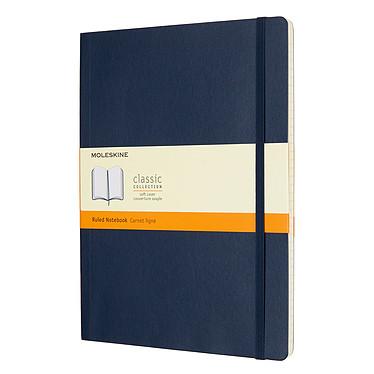 Moleskine Classic Hardcover XL Ruled Bleu