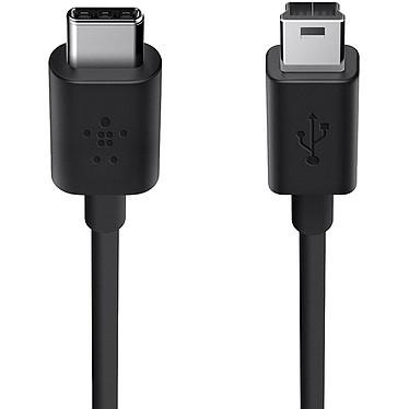 Avis Belkin Câble USB 2.0 USB-C vers mini USB-B (F2CU034BT06-BLK)