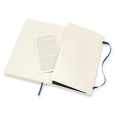 Acheter Moleskine Classic Hardcover Large Ruled Bleu