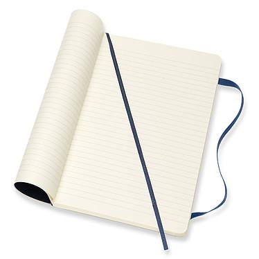 Avis Moleskine Classic Hardcover Large Ruled Bleu