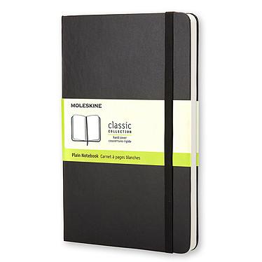Moleskine Classic Hardcover Pocket Plain Noir