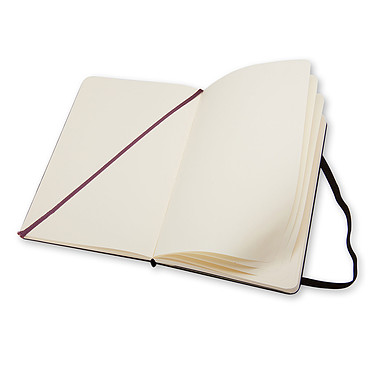 Avis Moleskine Classic Hardcover Pocket Plain Noir