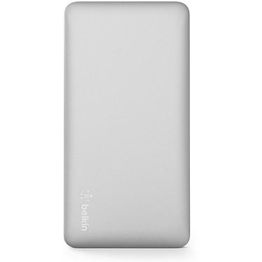 Belkin Pocket Power 5K (F7U019BTSLV) Batterie externe Lithium-Polymère 5 000 mAh - 2 ports USB - Argent