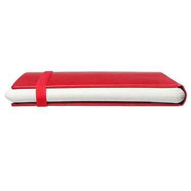 Avis Moleskine Paper Tablet Hardcover Large Dotted Rouge