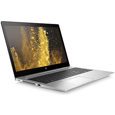 "HP EliteBook 850 G5 (3JX12EA) Intel Core i5-8250U 8 Go SSD 256 Go 15.6"" LED Full HD Wi-Fi AC/Bluetooth Webcam Windows 10 Professionnel 64 bits"
