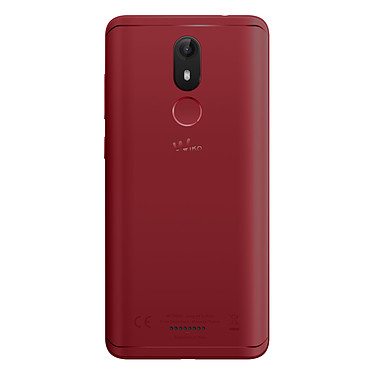 Wiko View Lite 16 Go Rouge pas cher