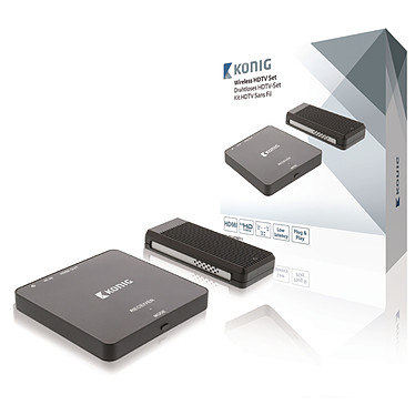 König Wireless HDTV Set