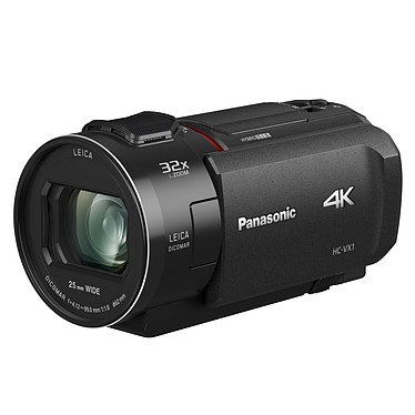 Avis Panasonic HC-VX1EF Noir