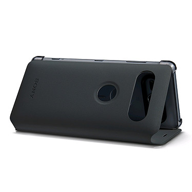 Acheter Sony Style Cover Stand Noir Xperia XZ2 Compact