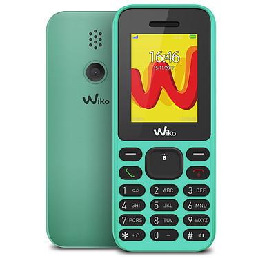 "Wiko Lubi 5 Mint Teléfono 2G Dual SIM - Pantalla 1.8"" 120 x 160 - Bluetooth 2.1 - 800 mAh"