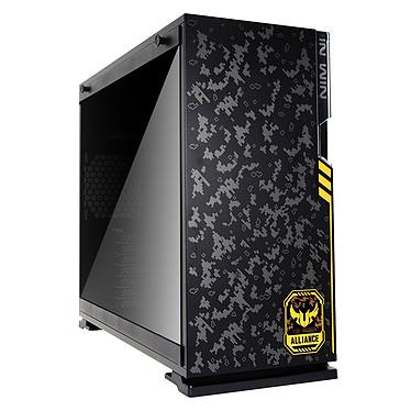 LDLC PC10 Ariven Intel Core i5-8500 (3.0 GHz) 16 Go SSD 480 Go NVIDIA GeForce GTX 1070 Ti 8Go Windows 10 Famille 64 bits (monté)
