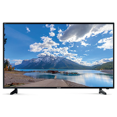 "Sharp LC-40UG7252E Téléviseur LED 4K 40"" (102 cm) - 3840 x 2160 pixels - Ultra HD - HDR- Wi-Fi - DLNA - Harman/Kardon - 400 Hz"