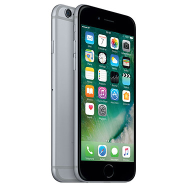 "Remade iPhone 6 16 GB Side Grey (Grado A+) Smartphone 4G-LTE - Apple A8 Dual-Core 1.4 GHz - RAM 1 GB - Pantalla Retina 4.7"" 750 x 1334 - 16 GB - NFC/Bluetooth 4 - 1810 mAh - Reacondicionado"