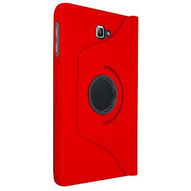 "Opiniones sobre Akashi Folio Galaxy Tab A6 10.1"" Rojo"