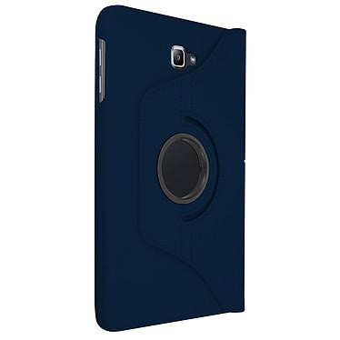 """Avis Akashi Etui Folio Galaxy Tab A6 10.1"""" Bleu marine"""