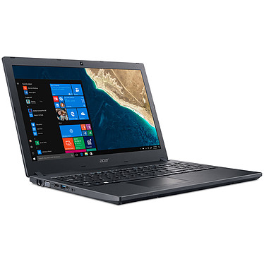"Acer TravelMate P2510-G2-M-55SK Intel Core i5-8250U 4 Go 500 Go 15.6"" LED HD Wi-Fi AC/Bluetooth Webcam Windows 10 Professionnel 64 bits"