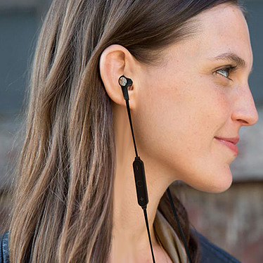 Avis Akashi Ecouteurs Bluetooth Stéréo avec Micro Noir