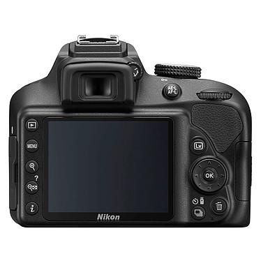 Nikon D3400 + AF-P 18-55 VR Noir + Kingston Canvas Select SDCS/16GB pas cher