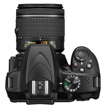 Acheter Nikon D3400 + AF-P 18-55 VR Noir + Kingston Canvas Select SDCS/16GB