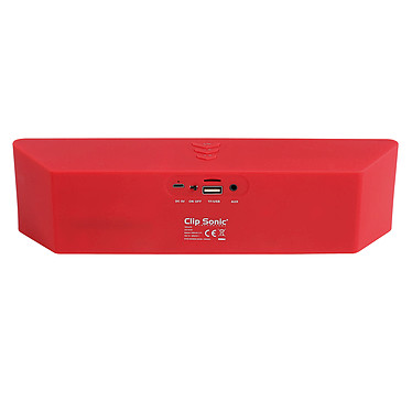 Avis ClipSonic TES157 Rouge