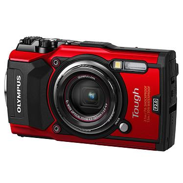 Avis Olympus TG-5 Rouge + Joby GorillaPod Magnetic 325