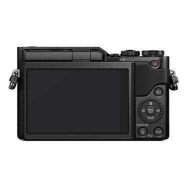 Acheter Panasonic Lumix DC-GX800 Noir + 12-32 mm + Peak Design Capture v3 Noir