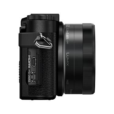 Avis Panasonic Lumix DC-GX800 Noir + 12-32 mm + Peak Design Capture v3 Noir