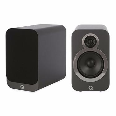 Q Acoustics 3020i Gris Enceinte bibliothèque compacte (par paire)