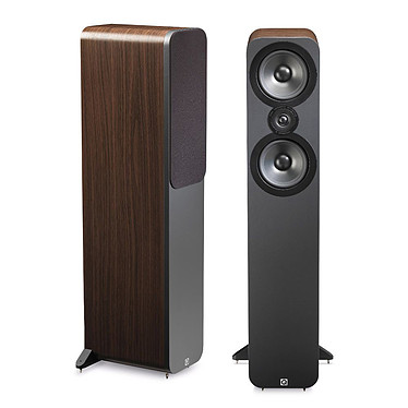 Q Acoustics 3050 Noyer