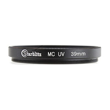 Starblitz SFIUVMC39 Filtro ultravioleta multicapa 39 mm