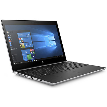 "HP ProBook 450 G5 (4WV42EA) Intel Core i5-8250U 4 Go Intel Optane 16 Go + HDD 500 Go 15.6"" LED HD Wi-Fi AC/Bluetooth Webcam Windows 10 Professionnel 64 bits"