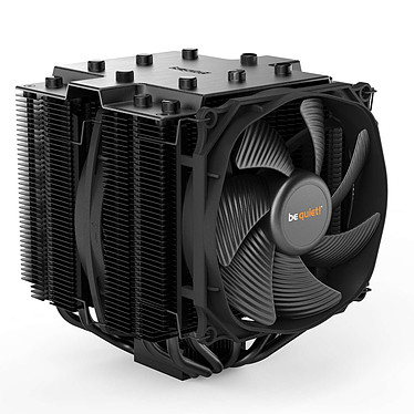 be quiet! Dark Rock PRO 4 Ventilateur de processeur pour socket Intel et AMD