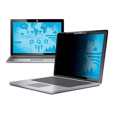 """3M PF156W9B Filtre de confidentialité pour écran d'ordinateur portable à écran panoramique 15.6"""""""