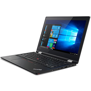 "Lenovo ThinkPad L380 Yoga (20M7001HFR) Intel Core i7-8550U 8 Go SSD 256 Go 13.3"" LED Tactile Full HD Wi-Fi AC/Bluetooth Webcam Windows 10 Professionnel 64 bits"